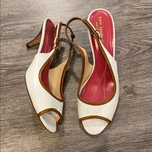 Kate Spade Emmy slingback heels